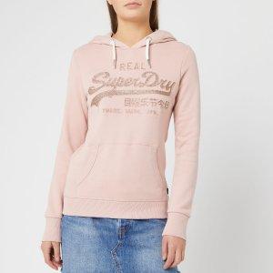 SuperdryWomen's 卫衣 - Copper Blush