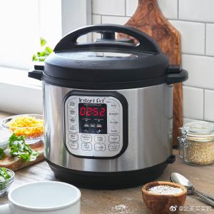 $59.49 + $10 Kohl's CashInstant Pot Duo 7-in-1 Programmable Pressure Cooker