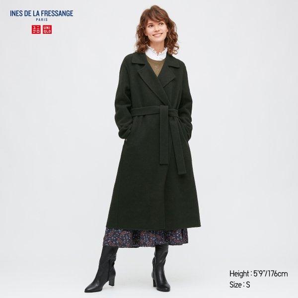 IDLF合作款 混羊毛大衣