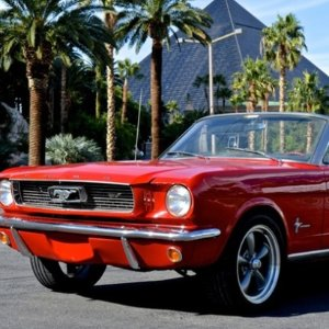 From $162Half- or Full-Day Classic-Car Rental IN LA