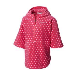 低至3.5折+会员包邮Columbia官网儿童户外服饰精选促销 收可爱小斗篷