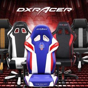 公布中奖名单最后一天:DXRacer 电竞椅大促  匠心之座让你游戏一天也不累