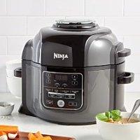 Ninja 室内烤炉+空气炸锅一体机