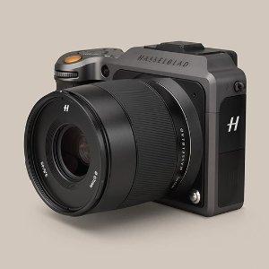 中画幅新军!哈苏发布新一代无反相机X1D II 50C