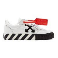 Off-White 经典黑白运动鞋