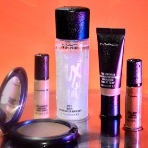 $18(原价$24)M·A·C  脸部定妆喷雾迷你三件套套装促销 收定妆神器