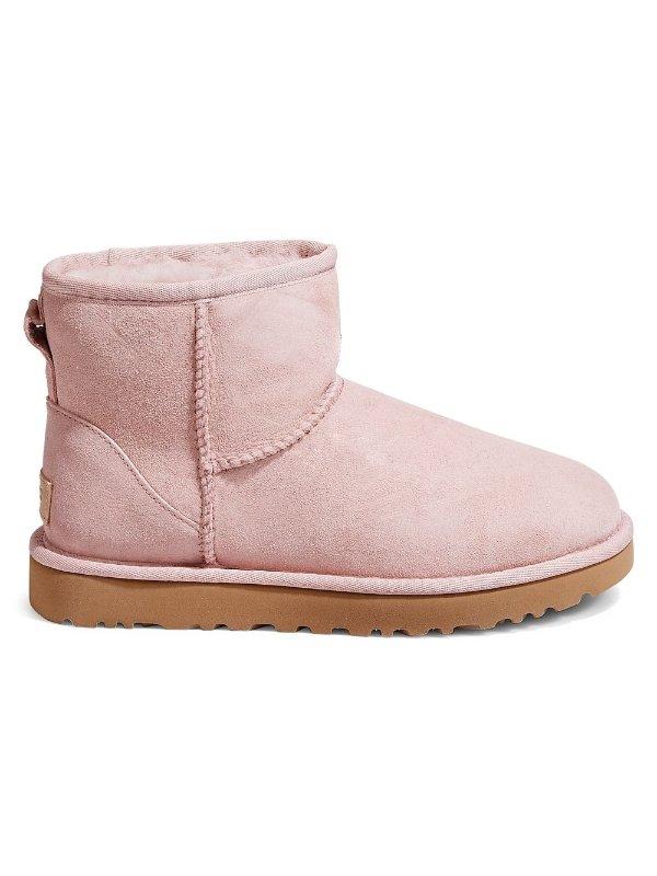 Classic Mini II  小羊皮雪地靴