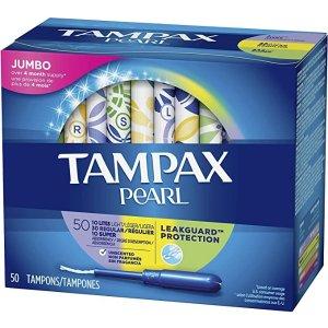 Tampax组合装棉条 50支