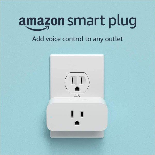 Amazon Smart Plug 智能插座 支持Alexa智能助手