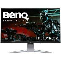 BenQ 32吋 144Hz 2K FreeSync 2 HDR 400 曲面游戏显示器