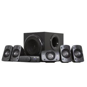 $249.99(原价$373.96)罗技Z906 500W多声道音箱 享受影院级别的音效