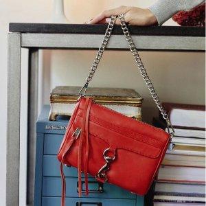 低至3.6折 + 额外7折 $68收封面款Rebecca Minkoff 折扣区美包、美衣、美鞋热卖