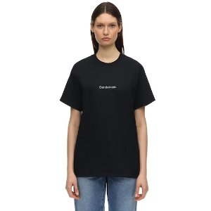 GENDERLESS标语T恤