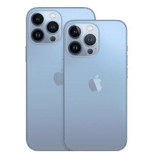 开抢iPhone 13 全系列预购攻略 手把手教你入手美哭爆火远峰蓝