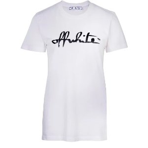 Off-White满额立享8.5折短袖