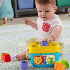 $5.95起 爆米花学步机$5.99费雪 婴幼儿启蒙玩具热卖