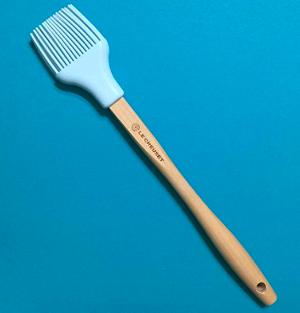 Le Creuset Bijou Silicone Basting Brush, Powder Blue