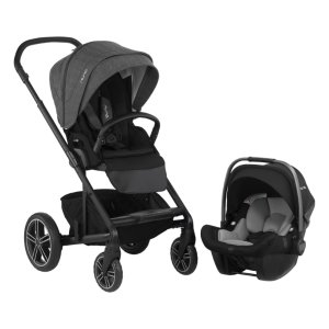 $849.90 (原价$1049.90) 包邮2019版 NUNA MIXX 童车和 PIPA 汽车座椅套装 两色可选