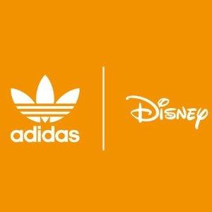 软萌宝宝鞋$55adidas X Disney联名 Goofy拍了拍你 Nizza轻便板鞋$75起