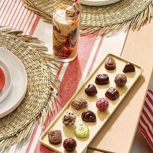 低至8.5折!£3起入Godiva 松露巧克力、咖啡、饼干 伴手礼盒 甜蜜温暖