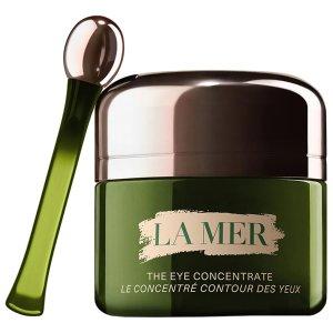 La Mer单瓶的折扣和整个套组一样 去买套组!浓缩紧密修护眼霜