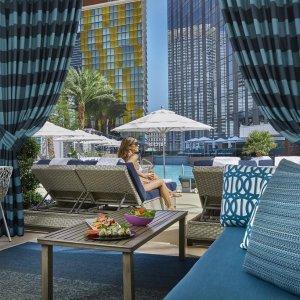 $261/晚 每晚最高赠送$200消费券拉斯维加斯5星级 WALDORF 华尔道夫酒店
