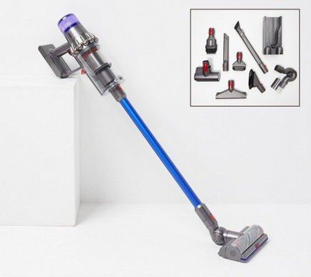 V11 Torque Drive Complete Cordfree Vacuum with 9 Tools
