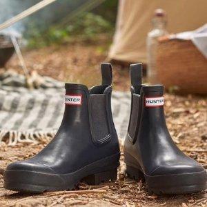 低至6折Hunter 冬日大促 皇室御用雨靴、雨具、服饰特卖
