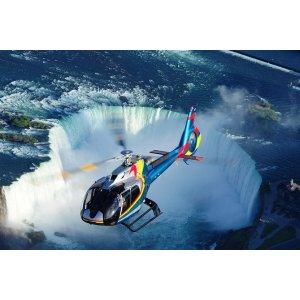 尼亚加拉大瀑布直升机游览