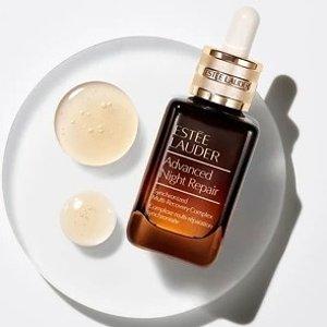 Estee Lauder7.5折,滋润,抗衰老,减少细纹小棕瓶 *2