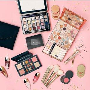 低至4折+额外8折+免邮Tarte Cosmetics 特价区彩妆热卖 收网红遮瑕、Bloom眼盘