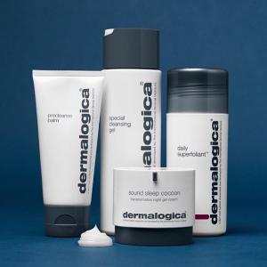 8.8折 + 立减$15 +返$20、4件套Dermalogica 贝嫂爱用的小众护肤 成分安全