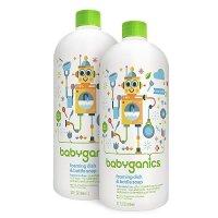 BabyGanics 温和洗碗精 2瓶