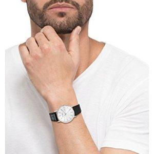 $68.99(原价$180)宝路华Bulova 96B104男款石英腕表