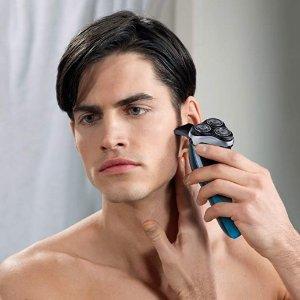$69.02(原价$80.99)Philips 干湿两用电动剃须刀 AT890/20 双倍精准