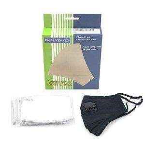 N95 防空气污染带呼吸阀口罩