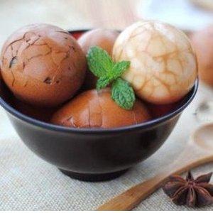 附溏心蛋做法记忆中的味道---简直停不下嘴的家常茶叶蛋