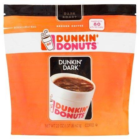 深焙咖啡粉 22 oz