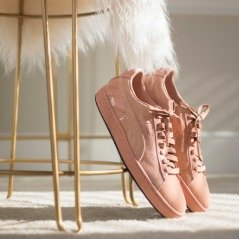 Women's  PUMA Suede Classic X MAC Shoes @ FinishLine.com