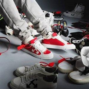 低至3折+额外7折 小黄靴$138Off-White、Manolo Blahnik、王大仁等大牌美鞋特卖