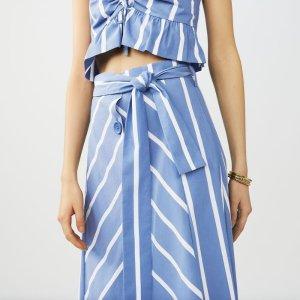 低至5折+包邮上新:MAJE官网折扣区上新 全场夏季美衣超值热卖