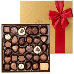 Godiva34块巧克力礼盒