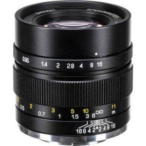$419 (原价$599)中一光学 Speedmaster 35mm f/0.95 Mark II 定焦镜头