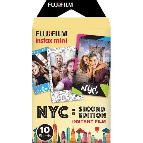 INSTAX Mini NYC 相纸 10张