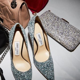 低至3折 $400收亮片鞋Jimmy Choo 美鞋热卖 收仙女亮片鞋