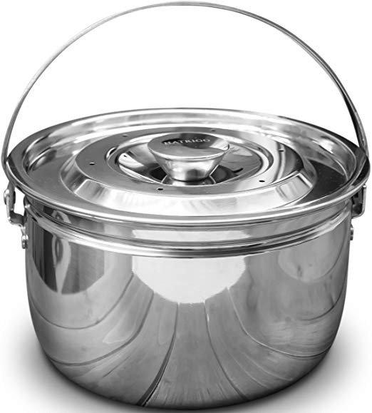 Hatrigo Instant Pot 电压力锅 多功能蒸笼 6夸脱