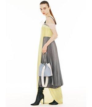 Pingo Bag 20 Basic Lettering Line Lavender White | W Concept