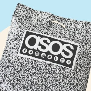 低至5折 €14收百褶裙ASOS 超强全场闪促 Topshop、Champion、&OS超多大牌参与