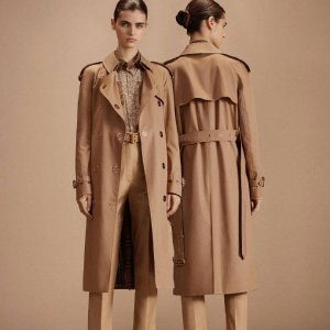反季收羽绒服、大衣等Burberry 年中大促低至5折热卖  双肩包€903