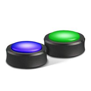 $13.99 包邮Echo Buttons 2只装 扩展你的Amazon Echo